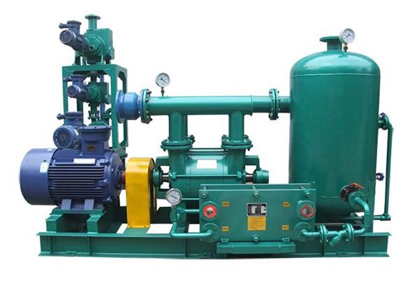 河南JSKA系列液环式真空泵闭路循环系统