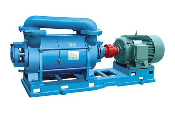 山东2SK系列两级水环真空泵